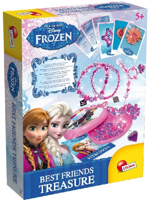 Frozen Best Friends Treasure  - Lisciani Creativ
