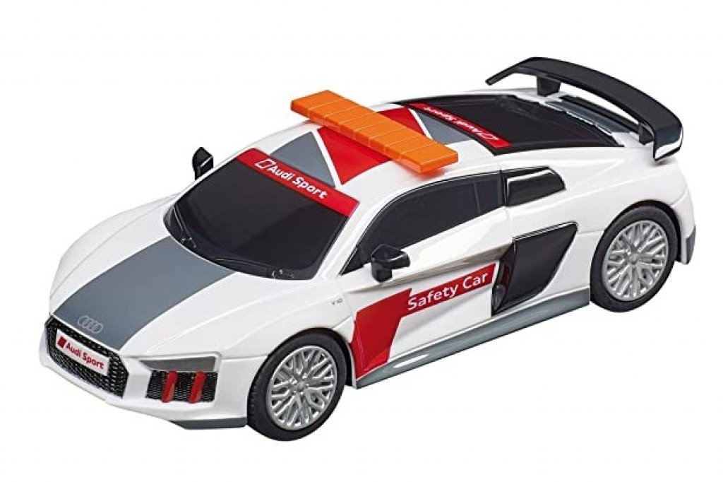 Carrera Go! Auto: Audi R8 V10 Safty Car