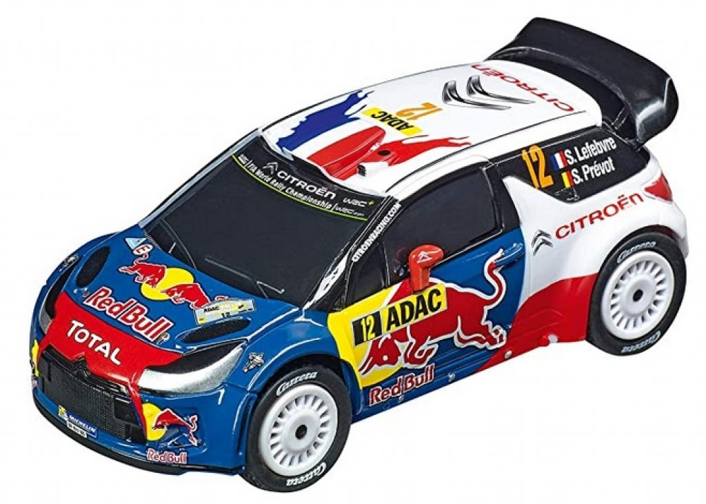 Carrera Go! Auto: Citroen DS3 WRC 2012 (Red Bull-Lefebvre) Rally Germany