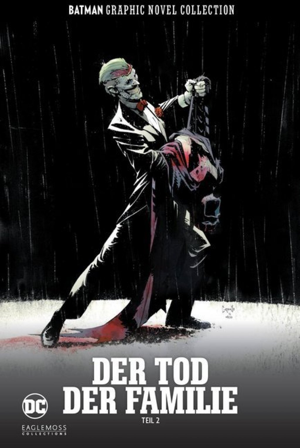 Comic Batman Graphic Novel Collection - Der Tod der Familie.   .2