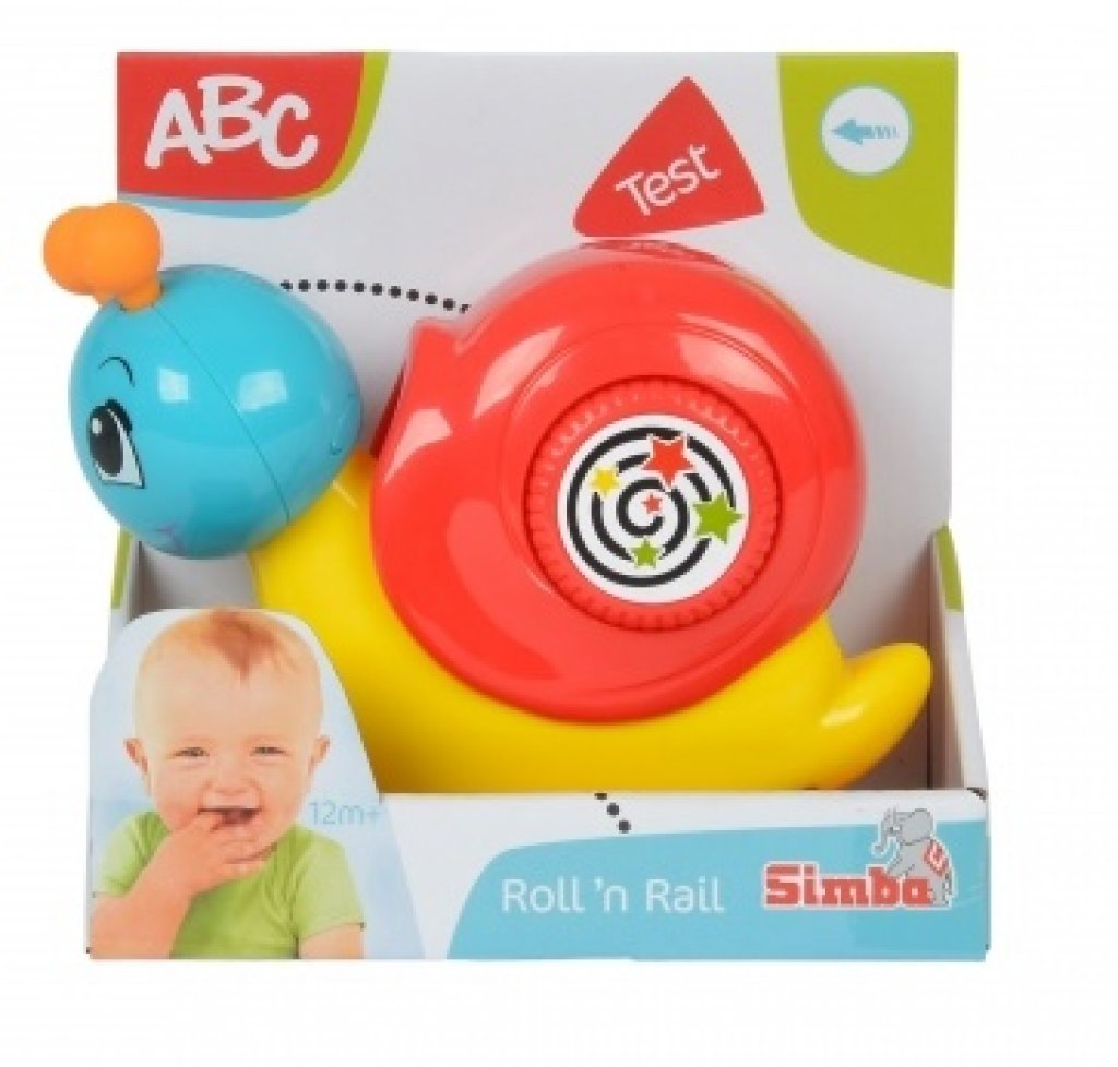 Press'n Go Schnecke - Simba ABC