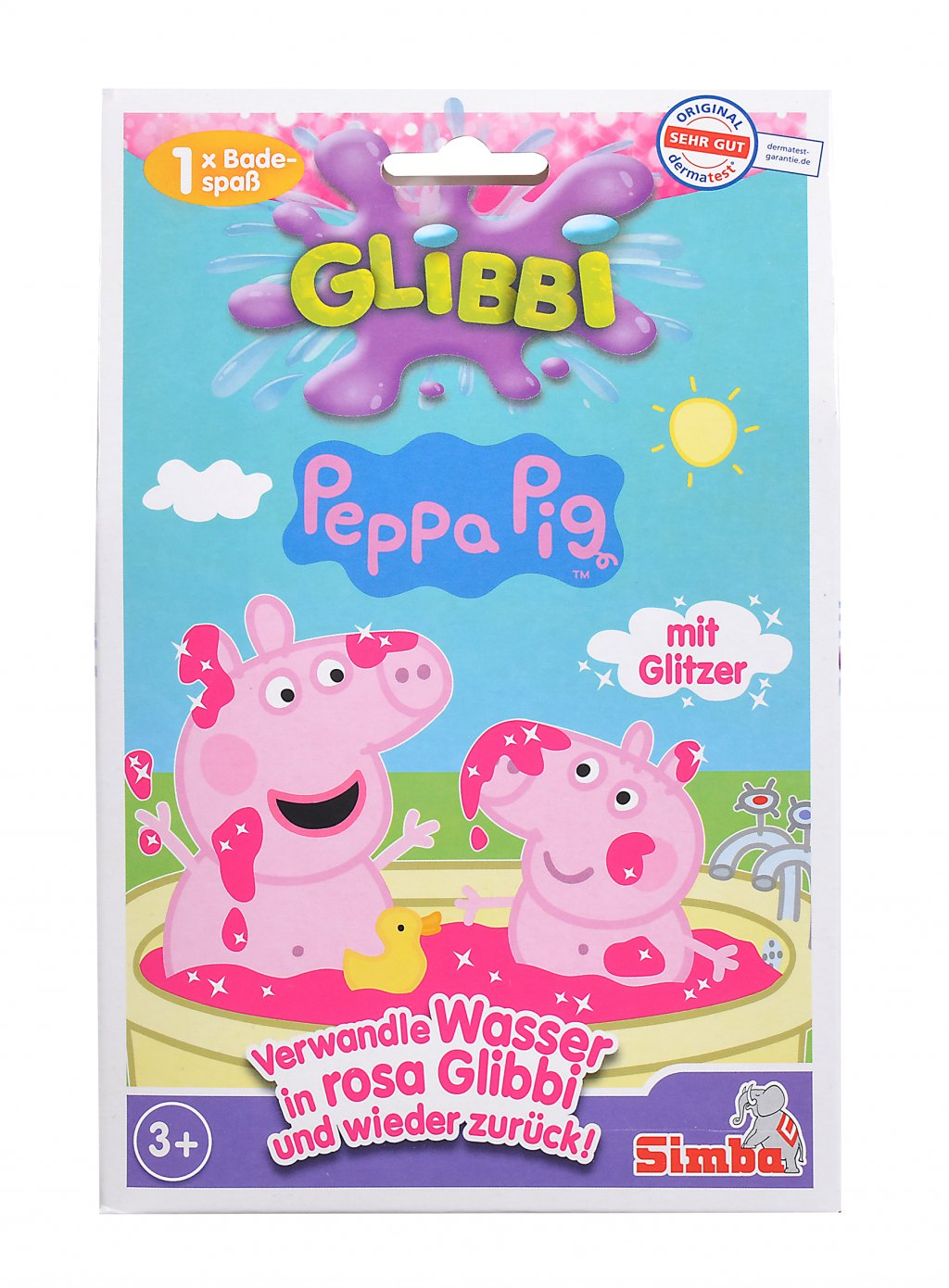 Glibbi Peppa Pig