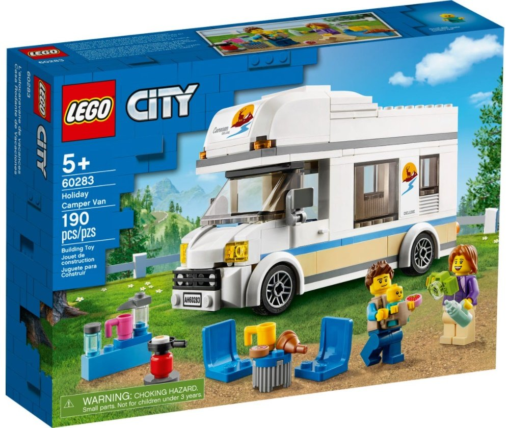 Lego City Great Vehicles Wohnmobil